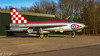 LPG Evening Shoot 24 Feb 18 © Steven Harrison-Green (15 of 128) (harrison-green) Tags: english electric lightning lpg bruntingthorpe qra quick reaction alert shed aircraft fast jet british britain raf royal air force f3 f6 night evening light dark photoshoot shadow silhouette shgp sunset colur color preservation group canon 700d 18200mm