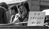 Thinking! (gerard eder) Tags: world travel reise viajes asia eastasia china qingdao shandong people peopleoftheworld städte street stadtlandschaft streetlife urban urbanlife blackandwhite blackwhite blancoynegro bw sw woman