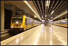 186 025, Delft (Jordi Pauw) Tags: nsr nederlandse spoorwegen traxx br186 186025 delft ic intercity canon 1000d