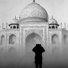 Taj Mahal, Dec, 2017