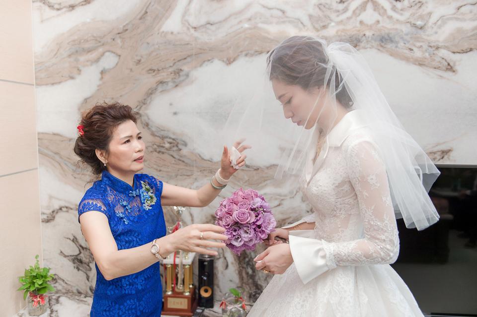 婚攝 高雄林皇宮 婚宴 時尚氣質新娘現身 S & R 073
