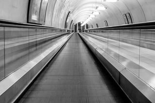 Gare Saint Lazare station RER E, Paris