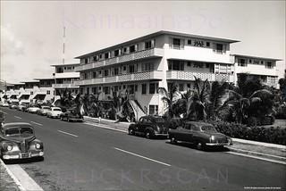 Ala Wai Terrace Waikiki 1952