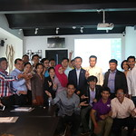 With the support of U.S. Embassy Phnom Penh, a one-day professional development training was organized on February 12, 2018 for 20 current and new Cambodian English Access teachers and administrators from eight provinces throughout Cambodia. thumbnail
