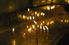 Faith (Baubec Izzet) Tags: baubecizzet pentax light candles faith bokeh