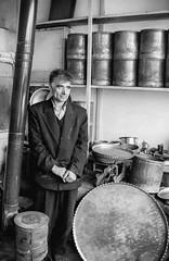 Coppersmith from Erzincan (Street.and.Portraits) Tags: coppersmith erzincan portrait photography social turkey tr blackwhite monochrome bw