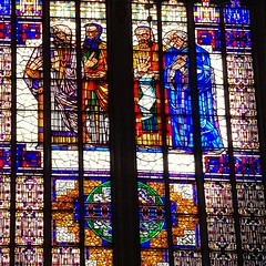 🎼It takes four men to carry a coffin But just one to carry across🎶 #stainedglass #glasinlood #art #artwork #loveart #coloredglass #colorful #church #kerk #lovephotography #photography #photographer #fotograaf #fotografie #inside #inter (Chantal vander Reijden) Tags: interieurdesign fotografie loveart lovephotography photography kerk interiordesign inside artwork stainedglass colorful interieur coloredglass glasinlood interior art photographer fotograaf church