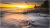 Insomnia (Steven Peachey) Tags: seascape sunrise beach seaham northeastengland uk ef1740mmf4l 5dmarkiv canon canon5dmarkiv leefilters lee09gnd stevenpeachey