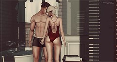 POST ★☆ 1K192★☆ (♕ Xaveco Mania - Jhess Yoshida ♕) Tags: runaway glitzz osmia imitation chezmoi cosmopolitan love couple secondlifephotography secondlifeblog secondlife sexy whimsical fameshed whorecouturefair