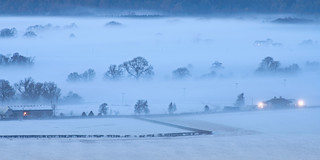 Mist over the Forth