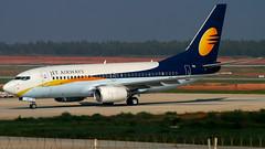Jet Airways Boeing B737-700 VT-JNS Bangalore (BLR/VOBL) (Aiel) Tags: jetairways boeing b737 b737700 vtjns bangalore bengaluru