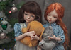 HNY2018!!! (annaoks) Tags: hny hny2018 ny18 iplehouse iplehousedoll bjd dolls sid eid yid kid bid cat pet bibiane yur newyur eric joy naias daisy bonnie