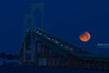 Super Blue Blood Moon over Pell Bridge, Newport, RI (gauravk.sharma) Tags: supermoon newport rhodeisland bluebloodmoon moon