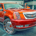 Candy+Orange+Cadillac+Escalade+Donk+%28C%26C+of+the+Upstate%29
