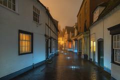 Streets of Alcester (jactoll) Tags: alcester warwickshire lowlight fog foggy darkstreets mood butterstreet sony a7ii sony2470mmf28gm jactoll