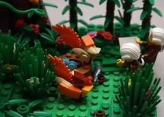 The Celestian Pheasant and other curious birds (Beorthan) Tags: corrington hughes brickingstone celestia
