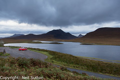 Focus in the Landscape (Neil Sutton Photography) Tags: a835 canon focusestate focusst fordfocusst landscape lochananais st scotland scottishhighlands road