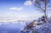 Quiet (Peeblespair) Tags: peeblespairphotography lakemichigan winterscene coastal frozen snowscape