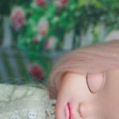 Pink dreams. (Province Je) Tags: dolls doll mintgreen pinkhair ooakdoll ooak icydoll icy