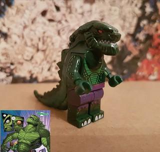 Spider Island: Lizard Hulk