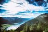Visions of Paradise (*Capture the Moment*) Tags: 2016 autumn berge farbdominanz felsen herbst hiking hikingtourpizlad2808m himmel italien italy landschaften menschen mountains path people pfad pizlad rocks sky sonya7m2 sonya7mii sonya7mark2 sonya7ii sonyfe2470mmf4zaoss sonyilce7m2 valvenosta vinschgau wanderung blau blue