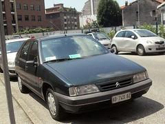Citroën ZX 1.4i Aura 1994 (LorenzoSSC) Tags: citroën zx 14i aura 1994