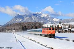 Etoile des neiges...Pays merveilleux... (Lion de Belfort) Tags: öbb alex rh 2143 21 214321 svg bayern bavière allemagne allgäu altstädten neige alpes fischen im sonthofen