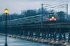 NJ Transit (aka Buddy) Tags: 2018 winter sunset navesink river redbank nj og hdr