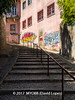 Portugal 2017-8310563-2 (myobb (David Lopes)) Tags: 2017 allrightsreserved europe portugal sintra alley art cobblestone copyrighted graffiti nopeople railing shadow stairs traveldestination vacation wallart ©2017davidlopes