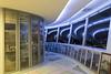 Oregon City Municipal Elevator (Curtis Gregory Perry) Tags: oregon city municipal elevator night long exposure light reflection window nikon d810