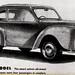 Hartnett-Grégoire Tasman Model (1951-55)