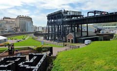 Anderton Boat Lift (benmet47) Tags: engineering lift boatlift canal