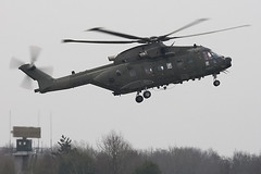 ZK001/AF_15jan18EHGG1 (Heron81) Tags: ehgg grq eelde groningeneelde groningenairporteelde gae zk001 zk001af helicopter royalnavy 845sqn 845squadron 845nas hc3a merlinhc3a