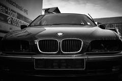 BMW  without eyes   BW (1ffischer) Tags: none germany deutschland nrw nordrheinwestfalen 2018 auto bw cctv25mmf14apsc 25mm