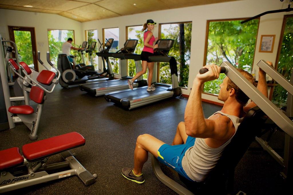 Komandoo Fitness Center