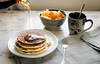 pancakes and syrup (auntneecey) Tags: pancakesandsyrup 365the2018edition 3652018 day14365 14jan18 odc bread