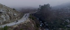 Winter Ride 2018 - 17 (Fabio MB) Tags: winter ride trip tonup café racer moto motorcycle cold mountain nature tracker bobber portugal drone dji videography film making aerial cinematography river road crew freedom escape