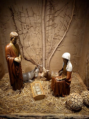Europe - Belgium / Leuven - Louvain (RURO photography) Tags: winter leuven louvain belgium belgique belgien belgië kerk église church kerst kerstmis kerststal jezus geboorte né birth xmass christmas