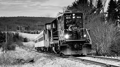 7DM28530 (VNR Photography) Tags: andre von nickisch shootwithandre shotoncanon 9058679106 andrevonnickisch canadian avnrphotogmailcom awesome canada canon canonbringit httpswwwfacebookcomavnrphotographyrefhl ontario vnrphotography creditvalleyexplorer train traintracks trains blackandwhite bw on cando