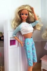 Winter Fun Barbie doll (alenamorimo) Tags: barbie barbiedoll barbiecollector superstar dolls