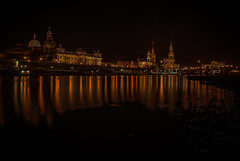 Dresden at night (Peter's HDR-Studio) Tags: petershdrstudio hdr city dresden placeofinterest sightseeing sehenswürdigkeiten stadt