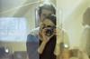week twenty-six (Joanna Justyna) Tags: 52 weeks project pentacon chinon 35mm film selfportrait portrait multipleexposure error