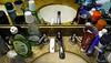2018_01_12_ through_the_looking_glass_25782195518_9b6e4305b1_o 20180112- (dpowersdoc) Tags: reflection mirror trompeloieul sink toiletries plumbing detergent faucet handles valves bathroom vanity soap handsoap mouthwash razor deodorant shavingcream shavinggel toothpaste cup nailbrush coffeemug mug