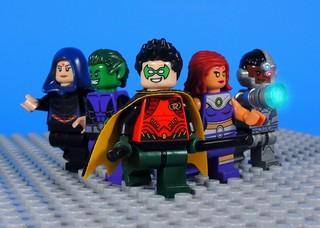 Teen Titans (Cartoon Cast.)
