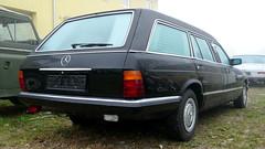 Mercedes W126 Hearse (vwcorrado89) Tags: mercedes mercedesbenz benz w126 w 126 hearse bestatter leichenwagen sklasse sclass s class klasse kombi estate se sel