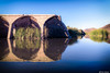 Gillespie Dam Arizona (Ken Mickel) Tags: arizona gillespiedam kenmickelphotography landscape misc outdoors reflection reflections river rivers waterscape architecture dam historic photography water arlington unitedstates us