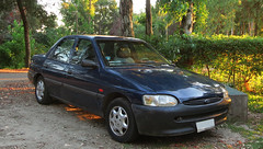 Ford Escort Euro CL 1997 (RL GNZLZ) Tags: ford euroescort 14 cl sedan 1997