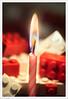 Flame - HMM! (John Penberthy LRPS) Tags: 105mm d750 johnpenberthy nikon candle closeup flame lego macro macromondays