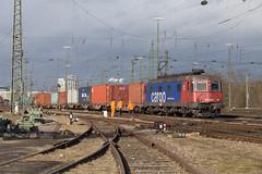 SBB Re 6/6 620 012 Basel Bad (daveymills31294) Tags: sbb re 66 620 012 basel bad baureihe cargo 11612