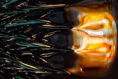 Ferrofluid (Andreas.Huppert) Tags: abstract black ferrofluid graphic macro magnetic mannheim reflection science technoseum badenwürttemberg germany de